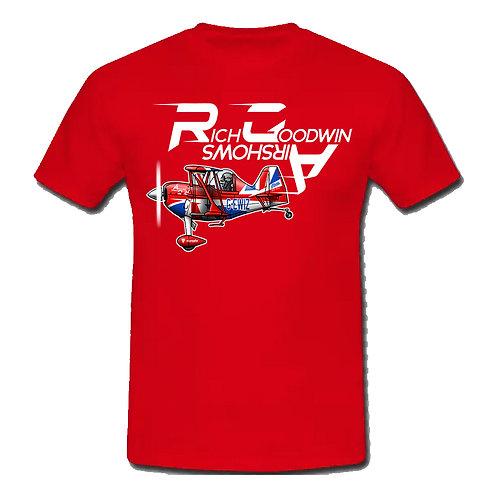2016 Rich Goodwin Airshows T-Shirt