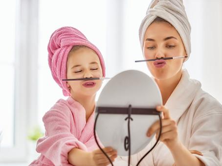 La ley del espejo y la mejora de nuestros hijos