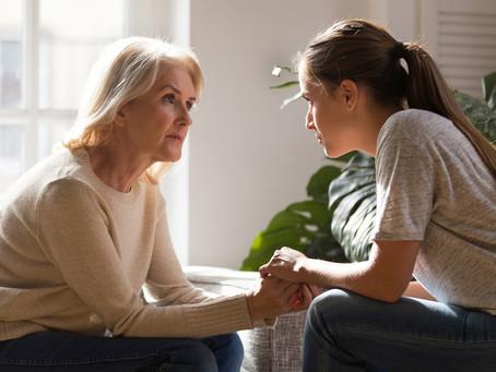 ¿Qué necesita un niño de sus padres?