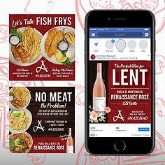 Ann's Social Media Lent