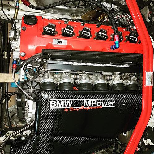 BMW E30 S54 Kohlefaser Airbox
