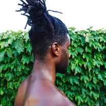 A portrait of Oluseye.