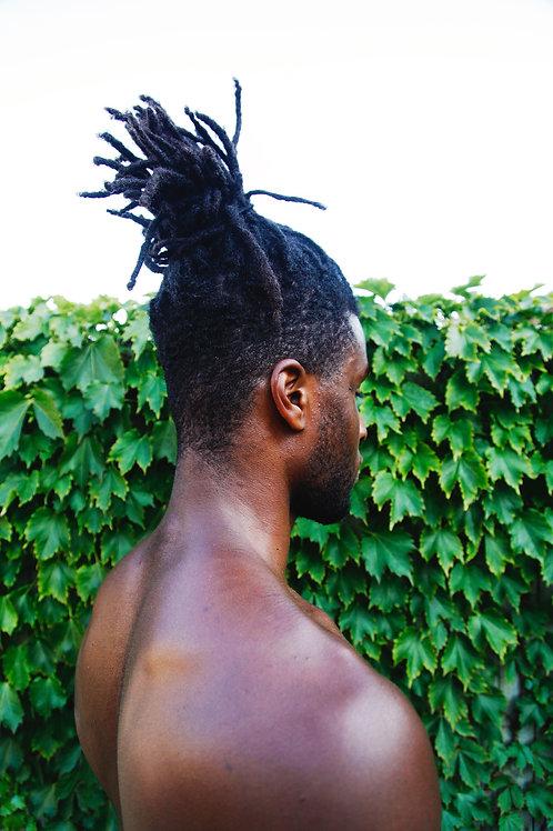 A Portrait of Oluseye