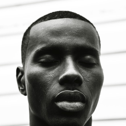 A portrait of Dupain Ndour.