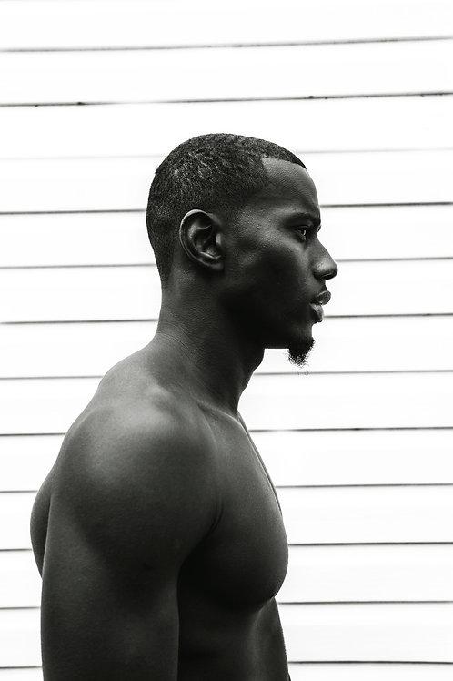 A Portrait of Dupain Ndour
