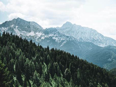 Hengstpass - Nationalpark Kalkalpen