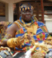 King of the Ashanti Kingdom- Otumfuo Osei Tutu II