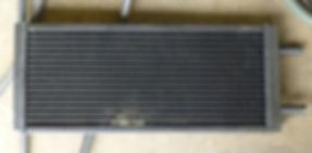 Mercedes Optare Solo Heater Exchange Unit