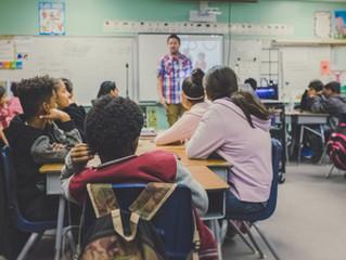 集団授業と個別授業