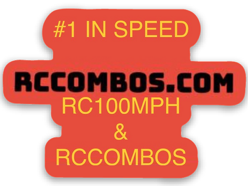 Custom RC Car Stickers