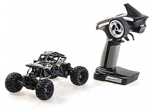Basher RockSta (RTR) 1/24 4WS Mini Rock Crawler(Metal Gears)