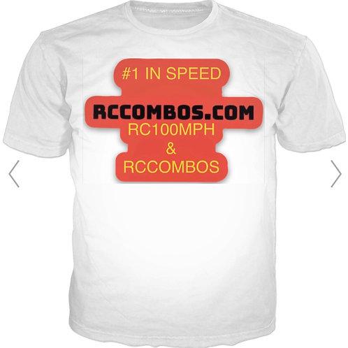 RC100MPH & RCCOMBOS T Shirts