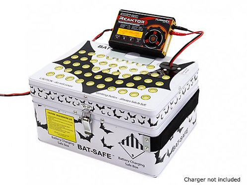 LiPo Battery Charging Safe Box