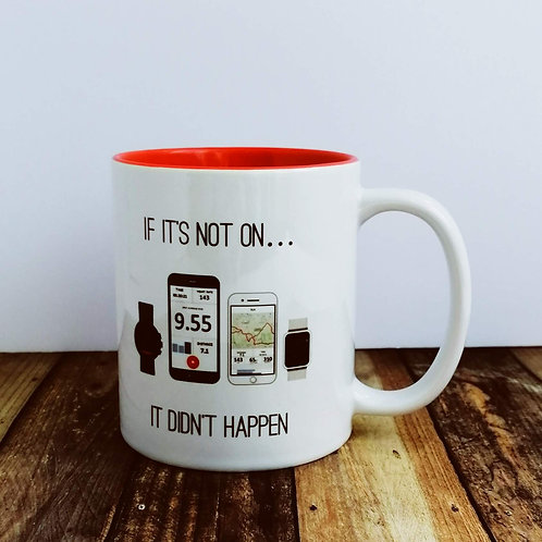 Worry Less design Mug