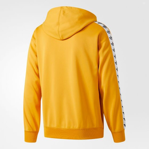 d5e3984a11 Shop Adidas TNT Tape Hoodie In Yellow BS4669 and receive worldwide FREE  delivery.