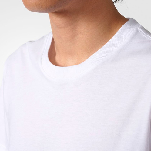 42b2d7fafd6f Shop Adidas Summer White T-Shirt Los Angeles BQ303 and receive worldwide  FREE delivery.