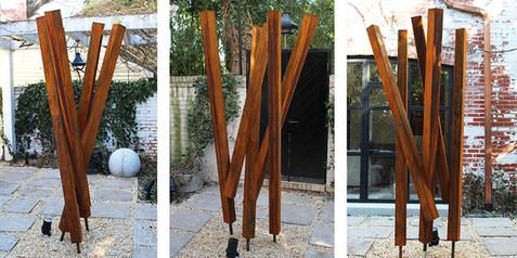 Darryls Sculpture