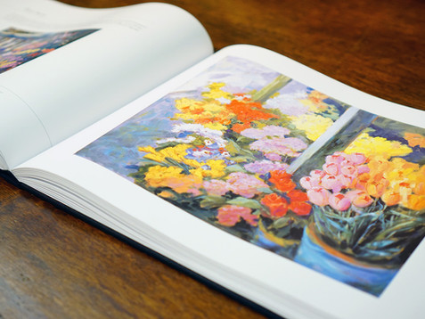 Book Floral