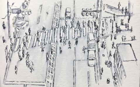 Machida Street Overview