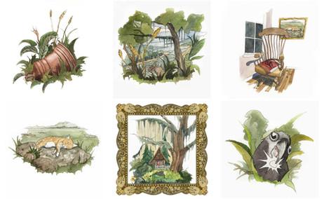 Taylor Illustrations, Savanna