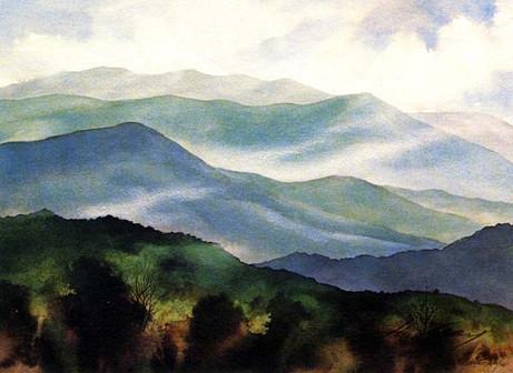 Mount LeConte
