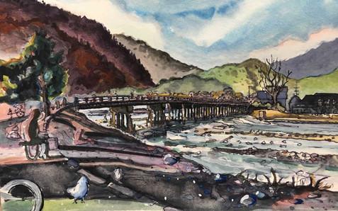 Arashiyama Bridge