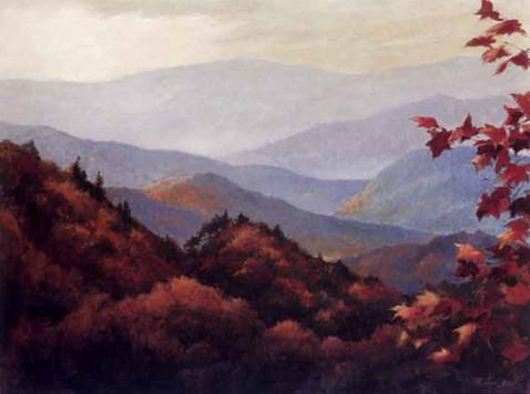 High Autumn Ridges