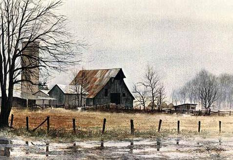 Rainy Day Barn