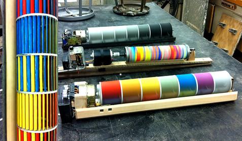 Color Column Array