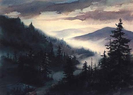 High Mountain Mist