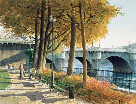 Park at Pont Nufe