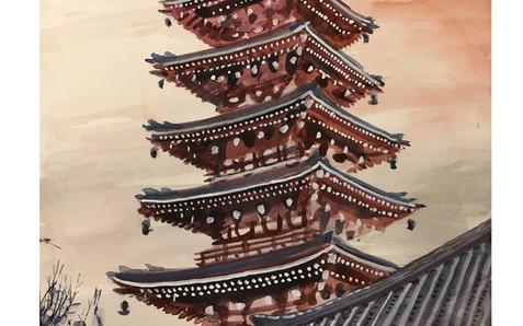 Tokyo Pagoda