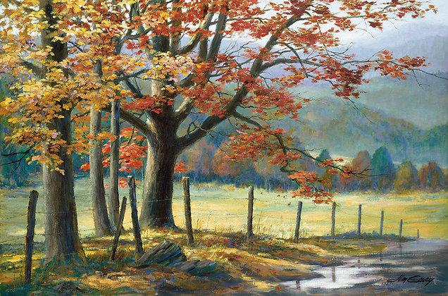 Cades Cove Autumn