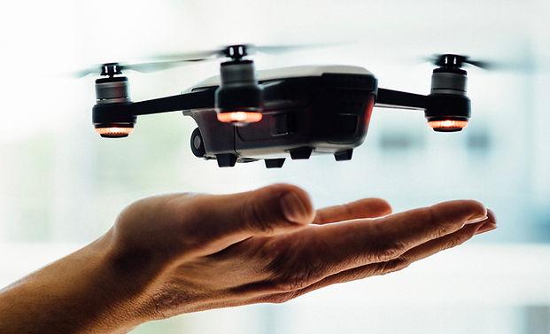 Drone preto