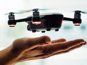 Virtual Assistance Drone using IOT