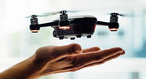 czarny Drone