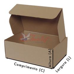 Como definir medidas para de caixas para envio
