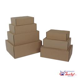 Caixas Corte e Vinco para correio pronta-entrega