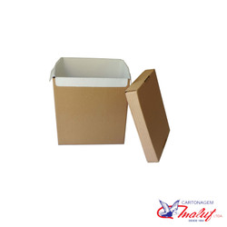 Caixa pronta-entrega para açaí