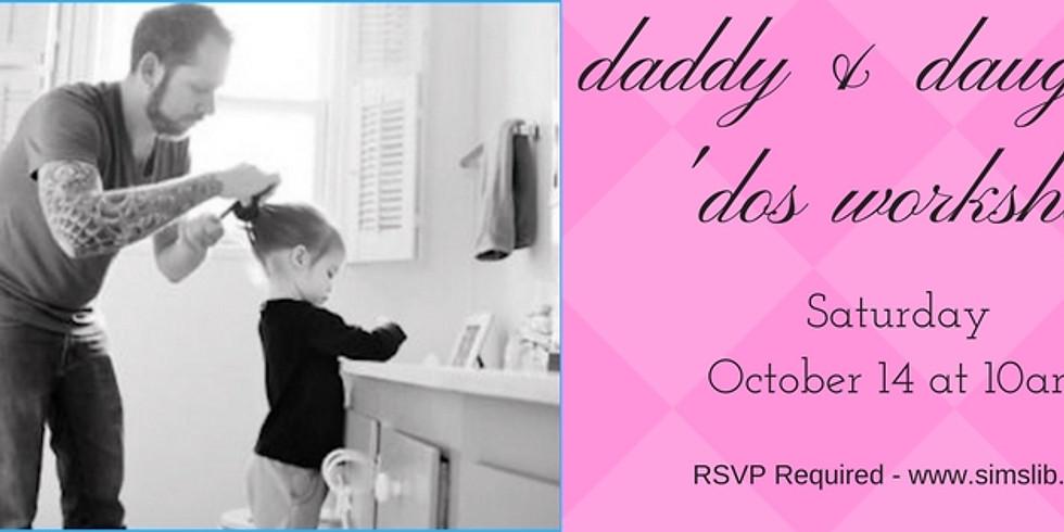 Daddy-Daughter 'Dos Workshop