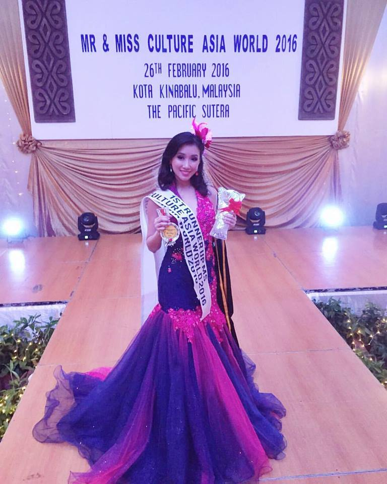 Miss Culture Asia World 2016