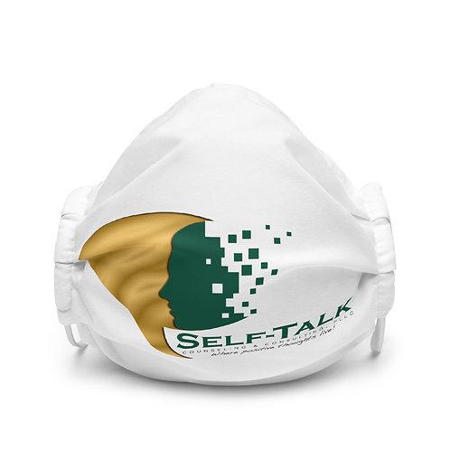 Self Talk Face mask