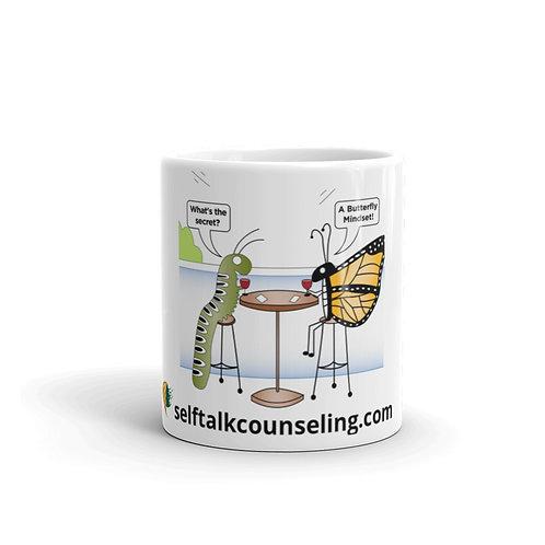Butterfly Mindset Coffee Mug