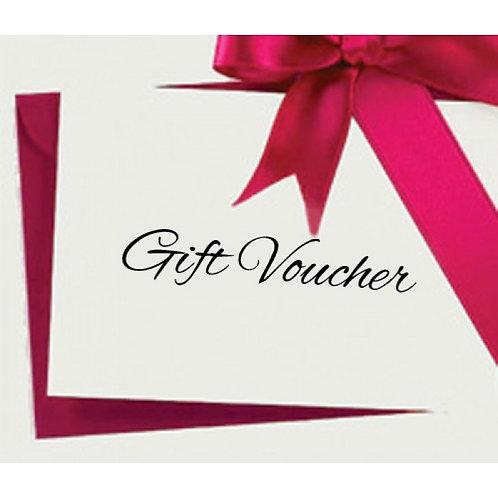 Gift Voucher - A001