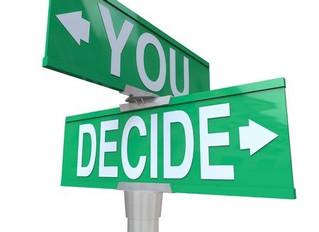 Choice of awareness or ignorance?
