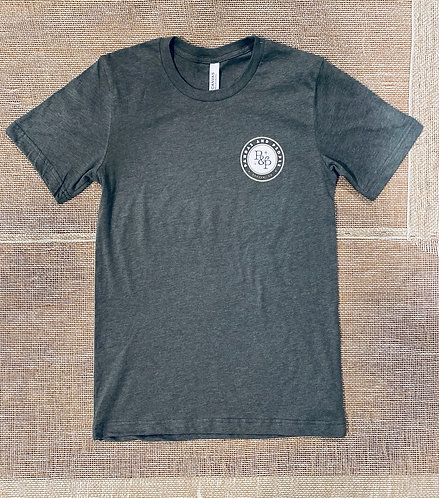 Unisex Forest Green Tee