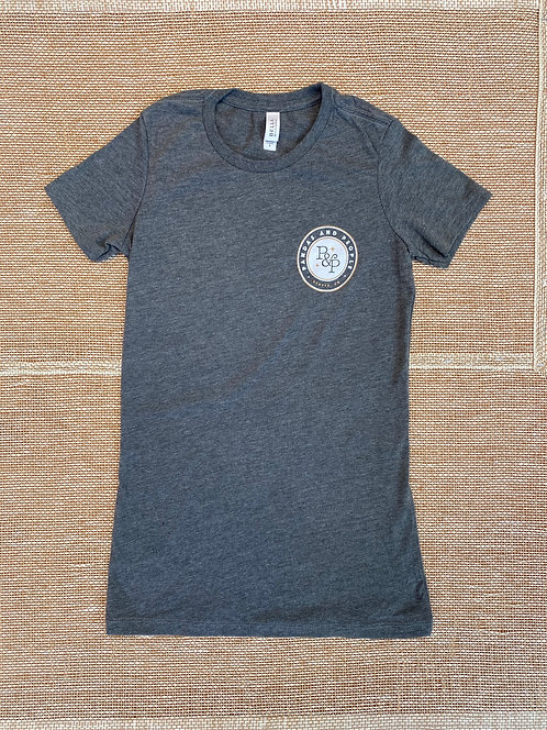 Ladies Heather Tee