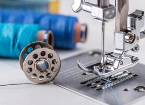"""Como fazer uma costura de 1/4""""ou de 0,75 cm perfeita"""