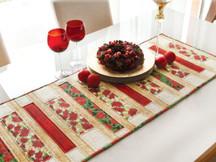 Aproveite esse projeto gratuito para enfeitar a sua mesa neste Natal