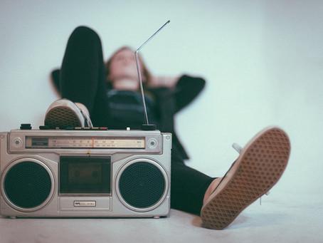 Ma première émission radio